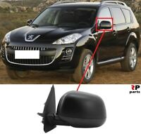 FOR PEUGEOT 4007 07-12 NEW WING MIRROR ELECTRIC HEATED PRIMED 5PIN LEFT N/S LHD