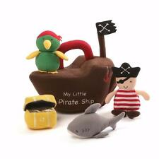 NEW GUND Pirate Ship Playset, Great For Birthday or Christmas Gift