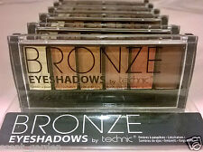 Technic Eyeshadow Palette 6 Shades of Bronze *Brand New!*  6 x 1.2g Eye Shadow