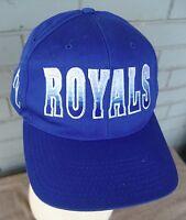 Kansas City Royals VTG Snapback MLD Annco Professional Model Baseball Hat Cap