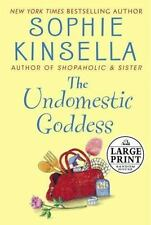 The Undomestic Goddess (Random House Large Print)