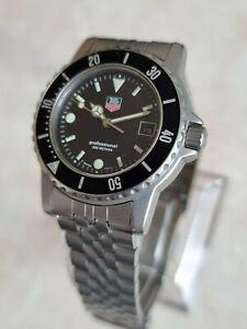 TAG Heuer Professional 1500 Series 200 meters Watch Ref. 929.213G-2