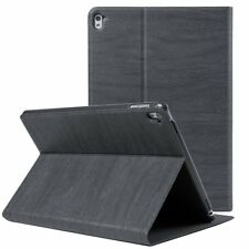 Vintage Leather Tablet Folio Stand Case Cover For iPad Pro 9.7 With Sleep Mode