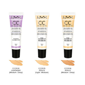 "1 NYX CC Cream - Color Correcting Cream ""Pick Your 1 Color""  *Joy's cosmetics*"