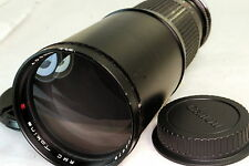 Tokina 400mm f5.6 RMC II MANUAL FOCUS Lens adapted to Canon EOS EF 60D 5D mark 3