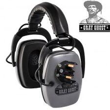Detector-Pro Wireless Gray Ghost Headphones For Xp Deus - DETECNICKS LTD