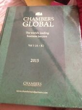New Chambers Global 2015: The World's Leading Business Lawyers