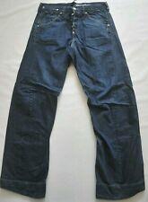 Levis Engineered Jeans 10th ANNIVERSARY Twisted Cinch Dark Wash Blue 30 31 32