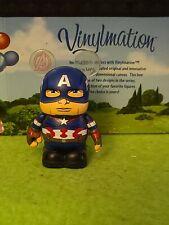 """Disney Vinylmation 3"""" Park Set 1 Avengers Age Ultron Captain America No Shield"""