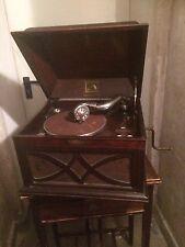 Müntzgrammophon Von His-Master -Voice Um 1900