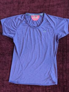 Women's Under Armour Heat Gear Semi-Fitted Short Sleeve Top - Small (S)