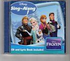 (HP570) Disney Sing-Along, Frozen - 2014 CD