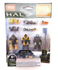 Mega Construx Halo Infinite UNSC Spartan Armor Pack - GRN07