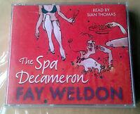 FAY WELDON: THE SPA DECAMERON 4 CDS READ BY SIAN THOMAS