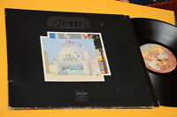 LED ZEPPELIN 2LP THE SONG..1°STAMPA ORIG ITALY 1976 NM ! LIBRETTO + BLACK INNERS