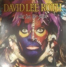 David Lee Roth Eat 'Em & Smile 10 Track Vinyl Album Rock/Hevy Metal