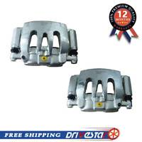 2pc Rear Brake Caliper Pair Set Kit For 2008-2012 Ford F-250 F-350 Super Duty