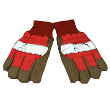 Wells Lamont Leather Safety Work Gloves Heavy Duty Insulated Winter Cold Medium!