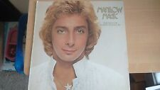 MANILOW MAGIC THE BEST OF BARRY MANILOW LP