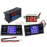 Digital LCD Display Voltage Current Power Voltmeter Ammeter Meter 50/100V 5A/10A