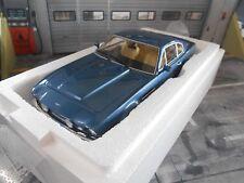 ASTON MARTIN Vantage V8 Coupe V580 X-Pack 1986 blau bl Resin GT Spirit NEU 1:18