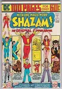 Shazam! #12 NM- 9.2 Captain Marvel CC Beck Art Marvel Boy 100 Pages!