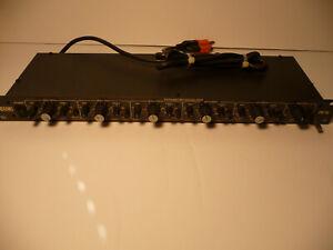 RANE PE-15 Stereo Parametric Equaliser EQ Studio Live Audio Effects Processor