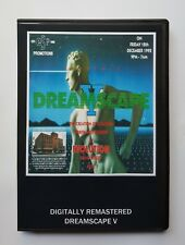 DREAMSCAPE 5 - THE CREATION OF A NATION (4CD PACK) 18/12/92 (FANTAZIA, OBSESSION
