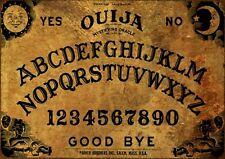 Classic Ouija Board Weeja Halloween oracle goth Bizarre Magiclaminated sheet
