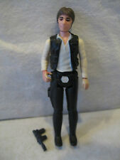 1977 Kenner Star Wars HAN SOLO vintage figure Large Head VARIANT Harrison Ford