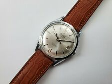 Rare Vintage Allaine Mens Watch Automatic 25 Jewels Felsa F4007N Swiss Movement