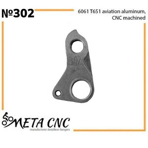 Derailleur hanger № 302 for Scott, META CNC
