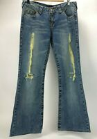 True Religion Mens Jeans Size 31 RN#112790 100% Cotton
