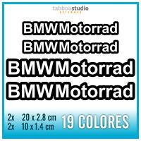 Pegatinas moto BMW Motorrad GS sticker vinilo decal aufkleber 1200 1250