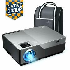 VANKYO Performance V600 Native 1080P LED Projector, 6000 Lux HDMI Projector NEW