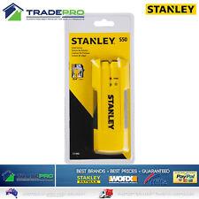 Stanley Stud Detector Sensor Finder NEW MODEL S50 Metal & Wood 19mm Wall Scan
