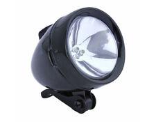 NEW!! Bicycle Bike LOWRIDER Bullet Light 3/Led Bulb 777 Black CHOPPER