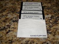 Xenocide (IBM, 1990) 5.25 Floppy disks