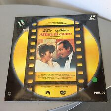 VINTAGE # LASERDIC LASER DIC FILM AFFARI DI CUORE#JACK NICHOLSON# SIGILLATO