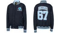 Cronulla Sharks NRL 2019 Classic Varsity Jacket Size S-5XL! W19