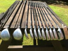 SET OF LEFT HANDED CLUBS INCLUDING BEN HOGAN EDGE C.F.T IRONS 3-PW (E)