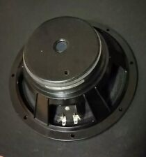 """Peavey 8 ohm 10"""" Eminence Replacement Bass Speaker Bam 210 guitar Cabinet used"""