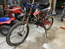 New Listing2017 Motoped Pro Survival Moped Bike Downhill Mountain In Perfect Shape
