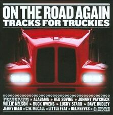 ON THE ROAD AGAIN TRACKS FOR TRUCKIES 2CD BRAND NEW Willie Nelson Alabama Bread