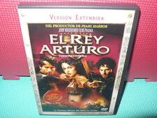 EL REY ARTURO - VER. EXTENDIDA - dvd