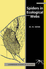 Spiders in Ecological Webs (Cambridge Studies in Ecology)-ExLibrary