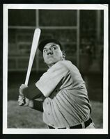 1948 WILLIAM BENDIX as Ruth in THE BABE RUTH STORY Yankees Original Photo Type 1
