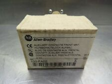 Allen Bradley 100-FA02 Auxiliary Contact