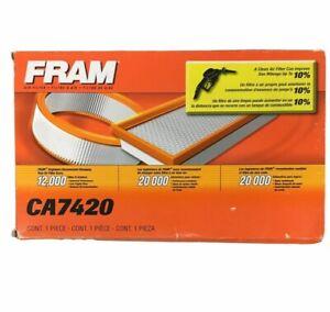 Fram CA7420 Air Filter   New in Box   #9908