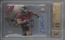 DOUG MARTIN 2012 ELITE HARD HATS AUTO RC #D 27/49 BGS 9.5 w 10 AU GEM MINT POP 4